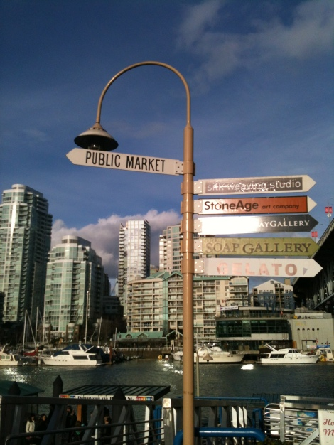 The great granville island